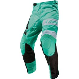 Thor Youth Boys Pulse Savage Jaws Pants Green