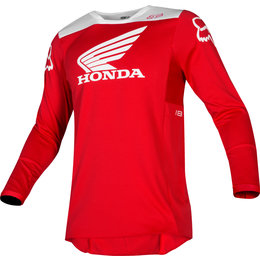 Fox Racing Mens Officially Licensed 180 Honda Jersey Red