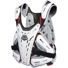 Troy Lee Designs Youth BG5900 Chest Protector White