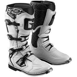 Gaerne Mens G-React Offroad MX Motocross Boots White