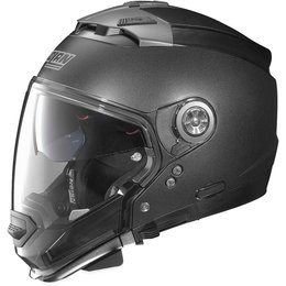 Nolan N44 Evo Full Face Helmet Black
