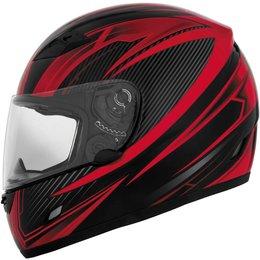 Cyber US-39 Street Pro Full Face Helmet Red