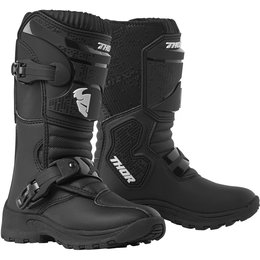 Thor Youth Boys Mini Blitz XP Boots Black
