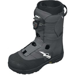 HMK TEAM BOA SNOW BOOTS BLACK US 5