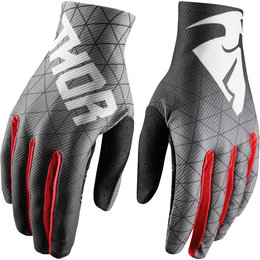 Thor Mens Void Vawn MX Gloves Black