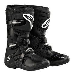 Black Alpinestars Womens Stella Tech 3 Boots Us 6