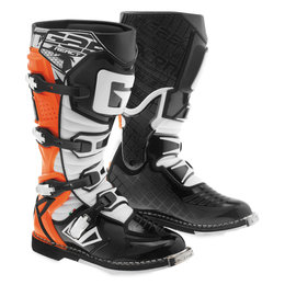 Gaerne Mens G-React Offroad MX Motocross Boots Orange