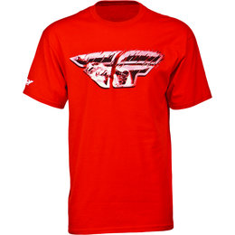 Red Fly Racing Mens Focus T-shirt 2015