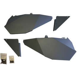 Dragonfire Racing Door Panel And Slammer Kit For Polaris Aluminum 07-1010 Unpainted