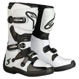 White Alpinestars Womens Stella Tech 3 Boots Us 6