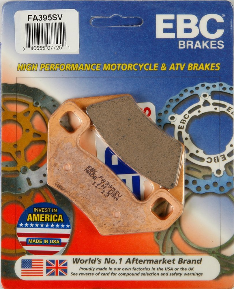 2013 Arctic Cat 1000 Mud Pro ATV Front /& Rear Brake Pads /& Brake Rotors