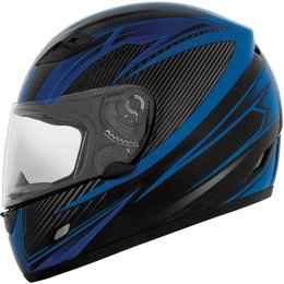 Cyber US-39 Street Pro Full Face Helmet Blue