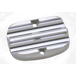 Chrome Covingtons Master Cylinder Cover Lower Flh Flt 08-10