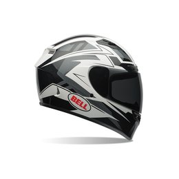 Bell Powersports Qualifier DLX Clutch Full Face Helmet Black