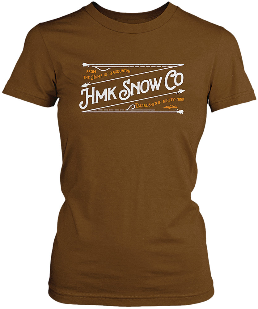 Hmk womens stitch crew neck t shirt 236533 for Original stitch shirt review