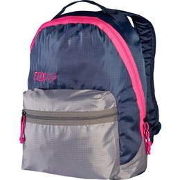 Fox Racing Womens Persuade Backpack Day Pack Blue
