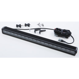 Open Trail 31.5 Inch Single Row LED ATV Light Bar With 10W Bulbs HML-4180 COMBO Unpainted