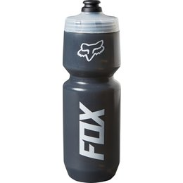 Fox Racing Core 26 Oz Water Bottle Grey
