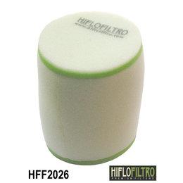 HiFlo Air Filter Dual Foam HFF2026 For Kawasaki KFX450R ATV 2008-2013