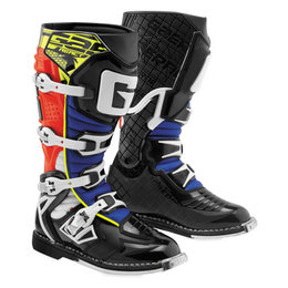 Gaerne Mens G-React Offroad MX Motocross Boots Red