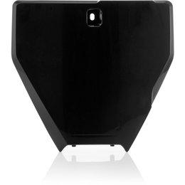 Acerbis Front Number Plate For Husqvarna Black 2462580001 Black