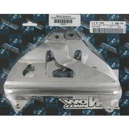 Works Connection Radiator Brace Aluminum For Yamaha YZ125 02-10