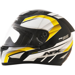 AFX FX95 Full Face Airstrike Gloss Yellow