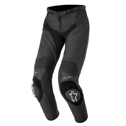 Black Alpinestars Womens Stella Missile Leather Pants 2015 Us 2 Eu 38
