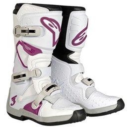 Violet Alpinestars Womens Stella Tech 3 Boots Us 6
