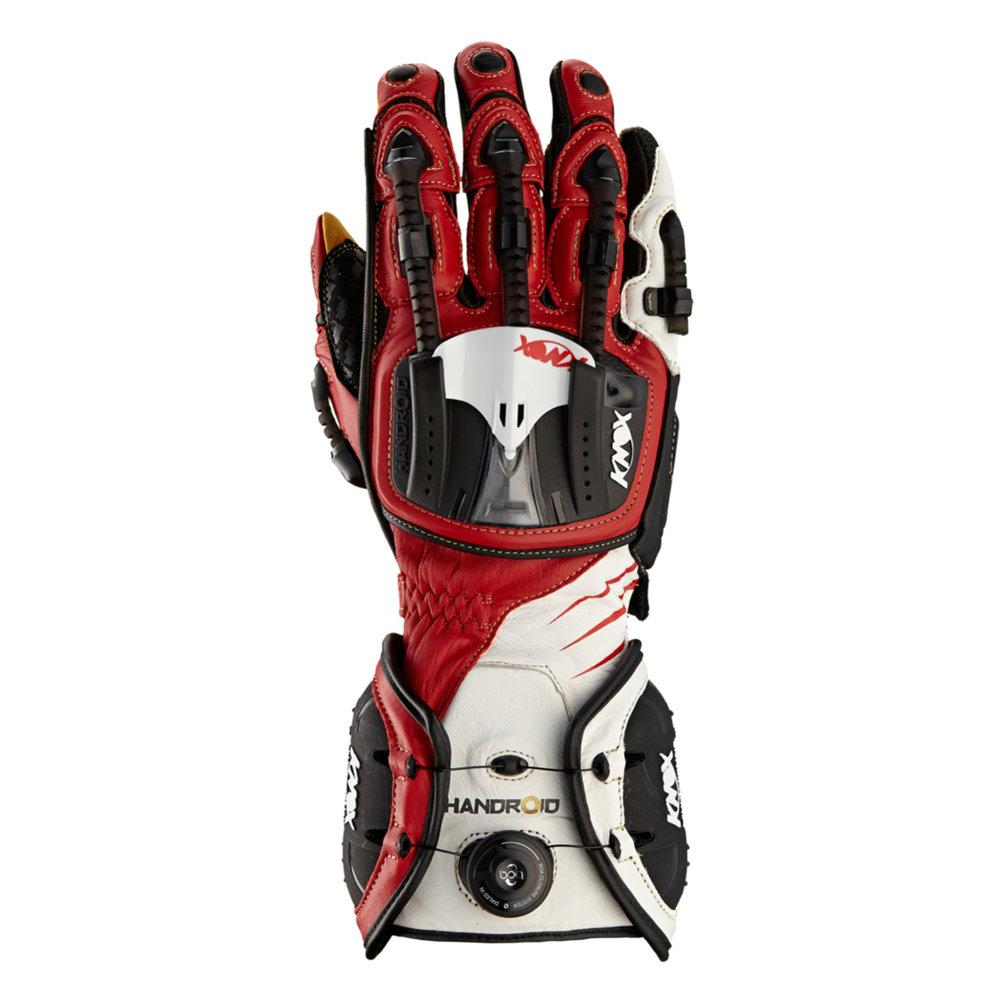 Sport Bike Hand Gloves: $249.95 Knox Mens Hand Armor Handroid Riding Gloves #997523