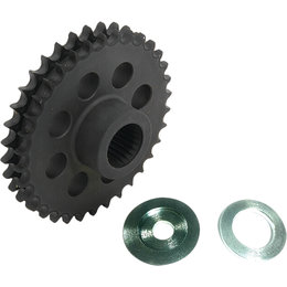 HardDrive Compensator Eliminator Sprocket 34 Tooth For Harley-Davidson 191200 N/A