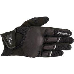 Alpinestars Womens Stella Atom Textile Gloves Black