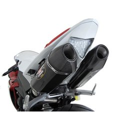 Carbon Fiber Sleeve Mufflers With Carbon Fiber Tips Yoshimura R-77 Dual Slip-on Mufflers Stainless Carbon For Yamaha Yzf-r1 2009-10