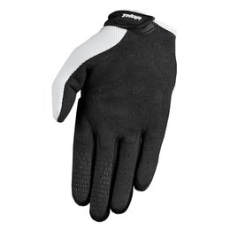 White Thor Mens Spectrum Gloves 2015