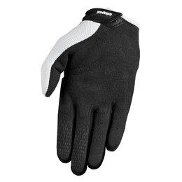 White Thor Mens Spectrum Gloves 2015