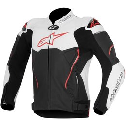 Alpinestars Mens Atem Leather Jacket Black