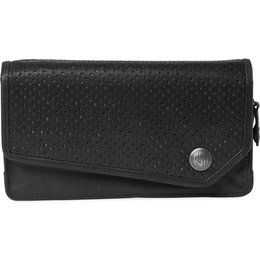 RSD Maven Leather Wallet With Satin Lining Black