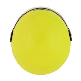 AFX FX-33 FX33 Open Face Scooter Helmet Yellow