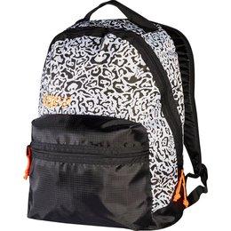 Fox Racing Womens Cauz Backpack Day Pack Black