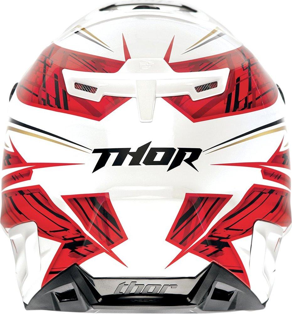 $249.00 Thor Verge Boxed Helmet 2013 #142776