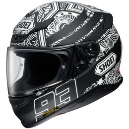 Shoei RF-1200 RF1200 Marc Marquez Digi Ant Replica Full Face Helmet