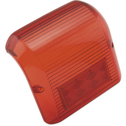 Quadboss Replacement Light Lens For Traveler Trunk ATV 158412 Red