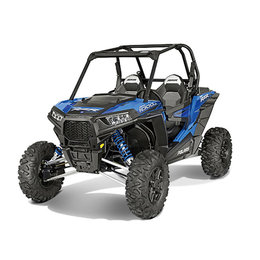 New Ray Toys 1:18 Scale Polaris RZR XP 1000 ATV Toy Voodoo Blue 57593B Blue