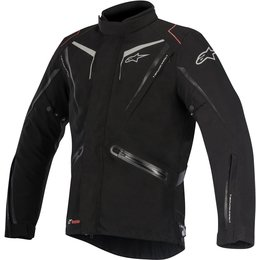 Alpinestars Mens Yokohama Drystar Armored Jacket Black