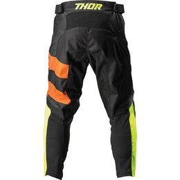 Thor Youth Boys Pulse Savage Big Kat Pants Black