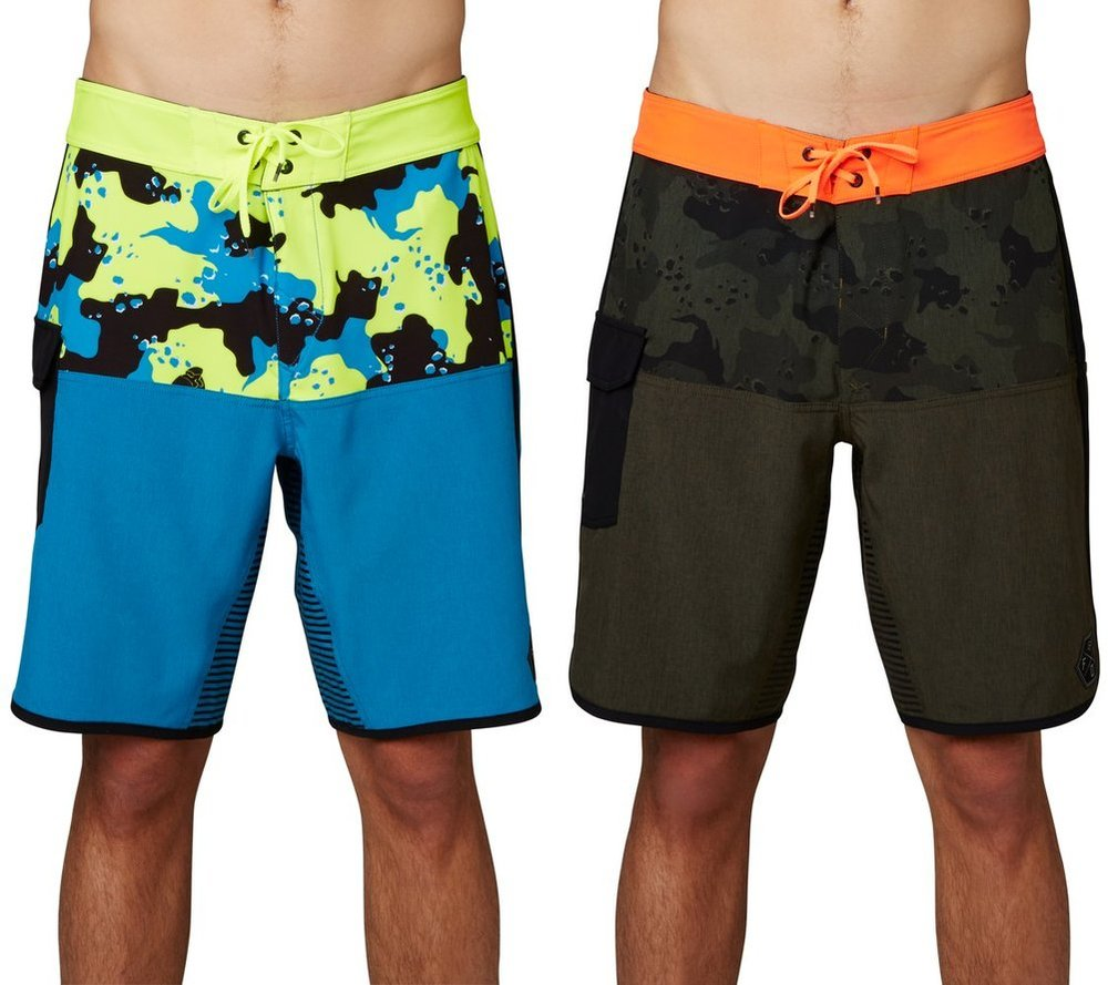 84a2c68cbb $56.50 Fox Racing Mens Camino Spliced Boardshorts #263900