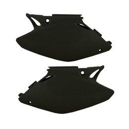 Black Polisport Side Panels For Honda Crf450r 05-06