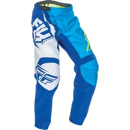 Fly Racing Youth Boys MX Offroad F-16 Riding Pants Blue