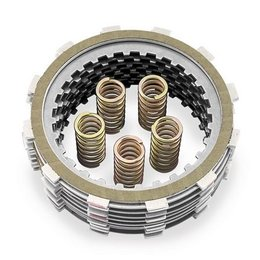 Carbon Fiber Barnett Clutch Kit For Suzuki Gsxr1000 09-11