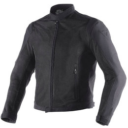 Dainese Mens Air Flux D1 Armored Textile Jacket Black